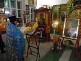 Чудотворная икона Богородицы посетила п. Сухобезводное