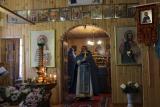 Соборное богослужение в храме п. Керженец