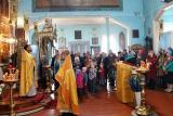 Прощенное воскресенье в Семеновском благочинии