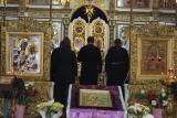 Соборное богослужение в пятницу первой недели Великого поста