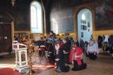 Соборное Богослужение в завершении Святой Четыредесятницы