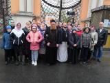 Паломники Семеновского благочиния побывали в Санкт-Петербурге