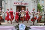 Пасхальные праздники в Семеновском благочинии