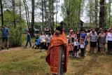 День Победы в селе Светлое и деревне Хахалы