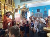 Праздник Жен-Мироносиц в с. Светлое
