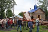 Крестный ход в День памяти Николая Чудотворца