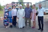 Престольный праздник и День поселка в Сухобезводном
