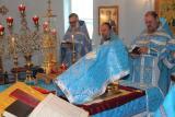 Соборное Богослужение в честь Тихвинской иконы Божией Матери