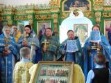 Поздравление со священнической хиротонией