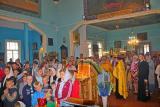 Молебны на начало учебного года прошли в с. Светлое