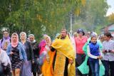 Крестный ход в день Сретения Владимирской иконы Божией Матери