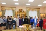 Открытие экспозиции «Мир и свет православной иконы»