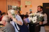 День пожилого человека в доме культуры с. Хахалы