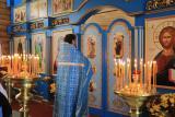 Престольный праздник в храме с. Хахалы