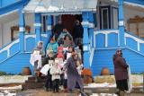 Крестный ход в праздник Казанской иконы Божией Матери в с. Светлое