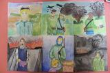 Работы конкурса детского творчества «Красота Божьего мира»