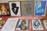 Работы Фестиваля народного творчества «Через Неё спасётся мир»