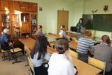 Встреча с профессором Груздевой В. В.