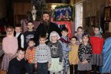 Праздник Рождества Христова в п. Керженец