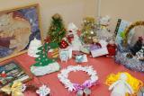Рождественская выставка творческих работ в Семенове
