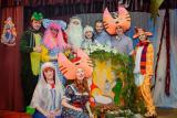 Детский Рождественский праздник в селе Светлом