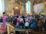 Празднование Торжества Православия в Храме Всех Святых