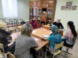 В Православно-просветительском центре «Сретение» открылся кружок рукоделия