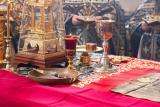 Архиерейское богослужение в храме Всех святых г. Семёнов