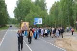 Крестный Ход с.Светлое - д.Медведево - г.Семёнов