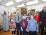 Занятие в воскресной школе