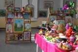 Пасхальная выставка