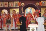 Пасхальное соборное служение