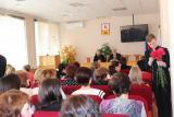 Поздравление женщин Семёновской администрации