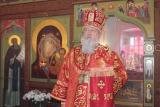 Архиерейская служба в Быдреевке