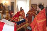 Служба в Медведево