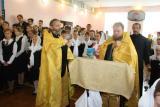 1 сентября в Семеновской православной гимназии