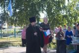Начало учебного года в р.п. Сухобезводное