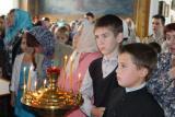 Чреда молебнов на начало нового учебного года