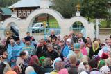 Архиерейское Богослужение в Семеновском благочинии