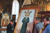 Пребывание иконы Матроны Московской в Семеновском благочинии