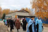 Праздник Покрова в Хахалах