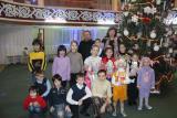 Рождественская архиерейская елка
