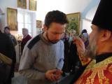 Пребывание иконы целителя Пантелеимона в храме р. п. Сухобезводное