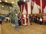 Рождественская елка в р.п. Сухобезводное