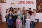 Праздник Пасхи в Приходской Воскресной школе