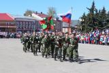 Празднование Дня Победы в Семенове