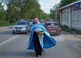 Крестный ход по маршруту Хахалы – Светлое – Медведево – Семёнов