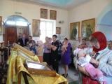 Праздник «Семьи, любви и верности» в р.п.Сухобезводное