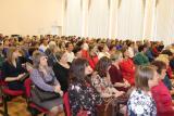 Семеновское благочиние приняло участие в праздновании Дня учителя